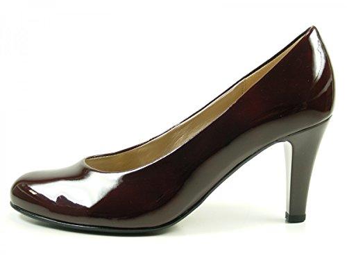 Gabor Shoes Gabor Basic, Scarpe con Tacco Donna Rosso (71 Merlot)