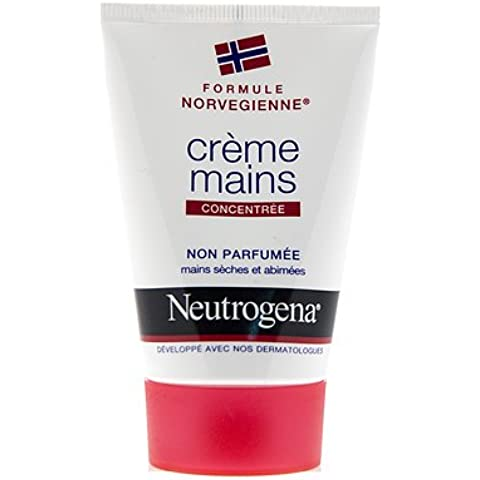 Neutrogena Crema mani Non profumata Concentrata Formula