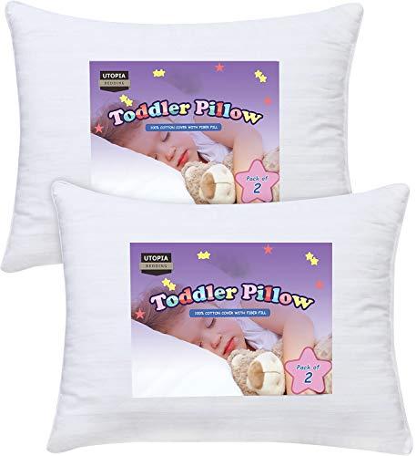 Utopia Bedding Baby Pillow (2 Pa...