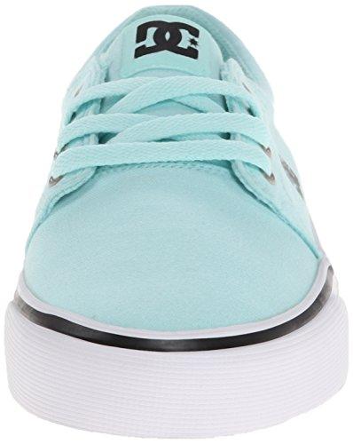 DC Shoes Trase Tx, Damen High-Top Sneaker Türkis (Mint)