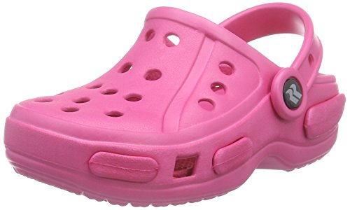 Romika Kinder Clogs ROMICLOG N KIDS 49010, pink (neonpink 438) Pink