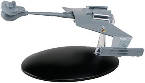 Collection de vaisseaux spatiaux Star Trek Starships Collection Nº 67 Klingon D7-Class Battle Cruiser | Excellent (dans) La Qualité