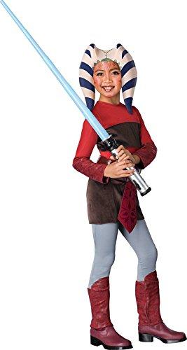Ahsoka Kostüm - Ahsoka Kostüm Clone Wars Kinder