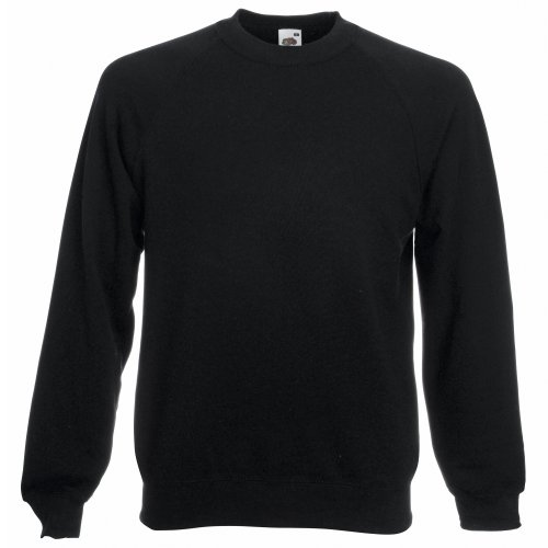 fruit-of-the-loom-felpa-girocollo-maniche-raglan-uomo-l-nero