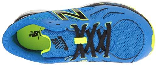 New Balance Unisex-Kinder Kj790egy M Sneakers Mehrfarbig (Blue/green)