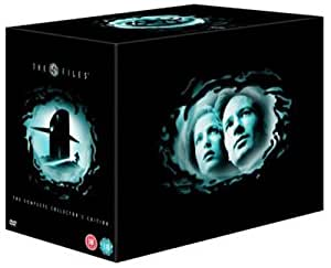 The X Files - The Complete Collector's Edition (61 DVDs) [DVD]