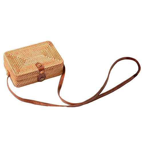 Korbtasche Platz, Rattan Tasche, Platz stroh tasche, Platz rattan tasche, Hand Woven Bag, Basket Bag, Rattan Bag, Straw Bag, Handmade Bag, Weave Bag Sommer Strand Geldbörse