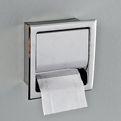 AJUNR-alle kupfer - anhänger, papier, handtuchhalter, auf papier - rollen klopapier - box, untere öffnung papier - box