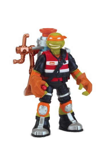 Teenage Mutant Ninja Turtles Mutagen Ooze Michelangelo Action Figur - Ninja Turtle Michelangelo