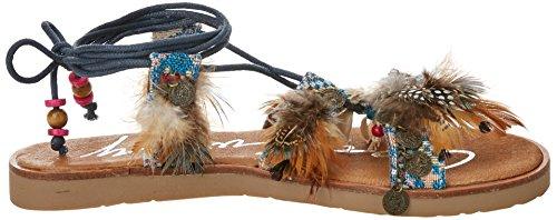 COOLWAY - Daikiri, Sandali con cinturino Donna Multicolore
