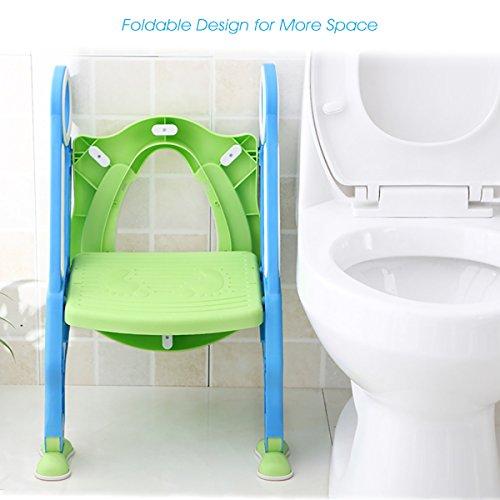 Aerobath Töpfchentrainer Kinder-Töpfchen Toilettensitz Trainer Sitz Für Kinde