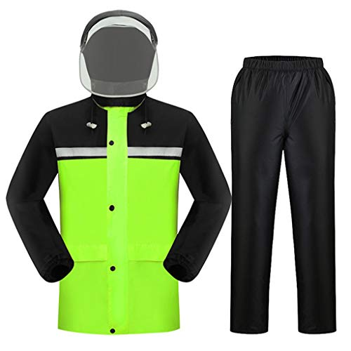 LYP-Rainwear Imperméable de Pluie Portable...