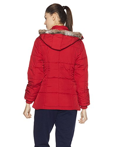 Fort Collins Women's Quilted Synthetic Jacket (51405 AZRedXXL)