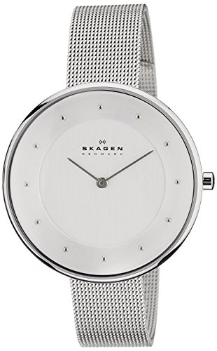 Skagen Analog Silver Dial Women's Watch - SKW2140I image
