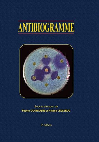 Antibiogramme 3e édition