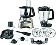 Moulinex Food Processor FP824H27, 1000 watts, blend + knead + juice+ pulse function, Mixed Material