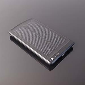Nouveau Rapide Chargeur solaire 3000mAh PowerBank pour iPhone smartphone GPS PSP