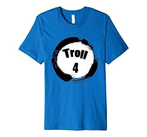 Troll 4Halloween Gruppe Kostüme Trick or Treat T-Shirt