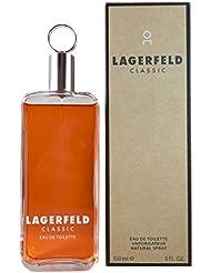 Lagerfeld Homme classique par Karl Lagerfeld 150ml Eau de toilette vaporisateur
