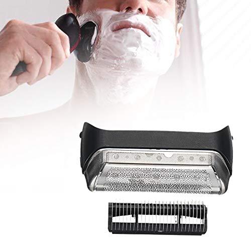 Shaver Foil Replacement, Cutter Replacement Head, Kompatibel mit Braun 10B 20B 20S, Serie 1000, Serie 2000 -