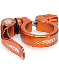 XLC Unisex's PC-L04 Seatpost Clamp Ring, Orange, One size