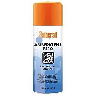 31553-AA AMBERSIL AMBERKLENE FE10 FAST DRYING SOLVENT BASED CLEANER 400ML AEROSOL
