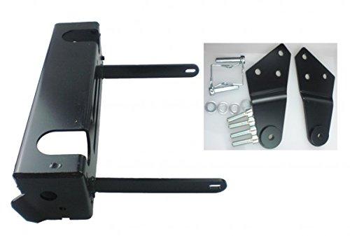 Warn Kit di montaggio per lama spazzaneve Aufnahme base montaggio Blade