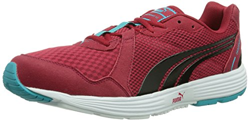 Puma Descendant V2 - Scarpa per uomo Rouge - Rot (biking red-black 04)