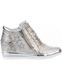 Giulia - Chaussures De Sport Pour Dames / Khrio Argent