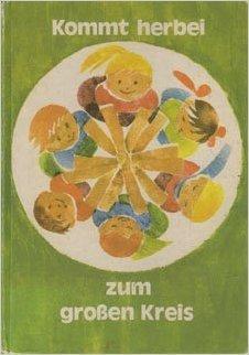 Kommt herbei zum großen Kreis! Bewegungsspiele für Vorschulkinder (Großen Kreis)