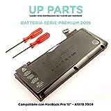 UP PARTS Marchio e Azienda Italiana - UP-E-A1322 Batteria per Apple MacBook PRO 10.95V 5800mAh 63.5Wh - Compatibile con MacBook PRO 13 A1278, Mid 2009, Mid 2010, Early 2011, Late 2011, Mid 2012