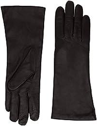 Dents Damen Handschuhe Helene,, Gr. X-Small,Braun (Mocca)