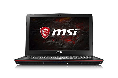 "MSI Leopard Pro Notebook Gaming, 15.6"", i7-7700HQ, HDD da 1128 GB, RAM 8 GB, GTX 960M [Layout Italiano]"
