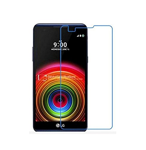 LG Q7, Tempered Glass, Premium Real 2.5D 9H Anti-Fingerprints & Oil Stains Coating Hardness Screen Protector Guard For LG Q7