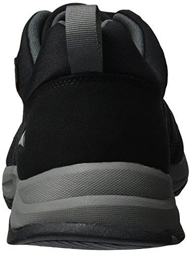 Viking - Komfort Gtx M, Scarpe sportive outdoor Uomo Schwarz (Black/Pewter)