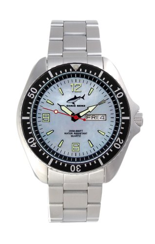 Chris Benz One Man CBO-H-SI-MB Men's Diving Watch