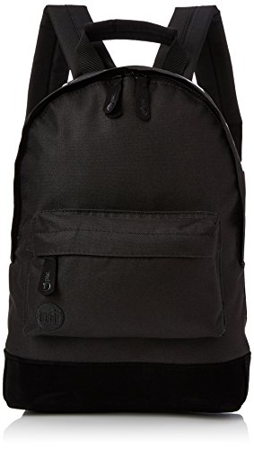 Mi-Pac Mini Backpack All Stars Mochila Infantil, 125 cm, 10.5 Litros, Topstars Black