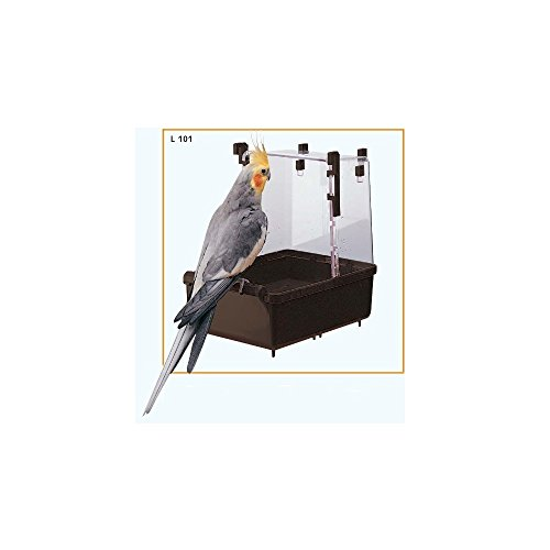 Badewanne Papagei L101