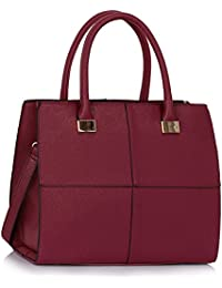 4c0d9ee979a2 Ladies Women s Fashion Designer Large Size Quality Chic Tote Bags Handbags  CWS00153L CWS00153M