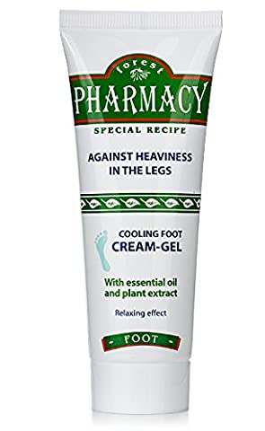 Forest Pharmacy Cooling Cream Gel against Heavy Legs Pain and Swelling in the Legs