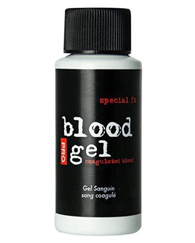 FX Blut Gel / Blood Gel als Halloween Make-up Effekt ()