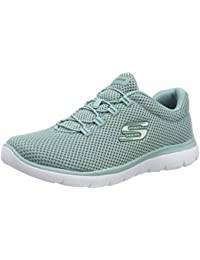 Amazon.it: Skechers - Blu / Scarpe da donna / Scarpe: Scarpe ...