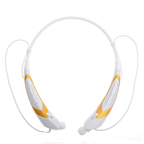 Amore Micromax Unite 2 A106 Compatible Bluetooth On-ear Sports Headset HBS 760 Wireless Bluetooth 4.0 Music Stereo Universal Headset Headphone Vibration Neckband Style (color may vary)  available at amazon for Rs.999