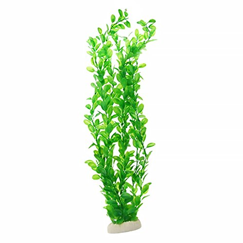 Wassergras Aquarium Pflanze Simulated Plastik Dekoration Grün 50 cm