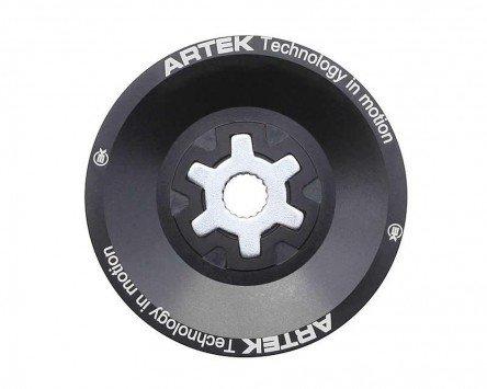 Keilriemenscheibe ARTEK K1 DCS Drive mit Stern - APRILIA Amico 50 (1991-1992) Typ:GC oder HV -