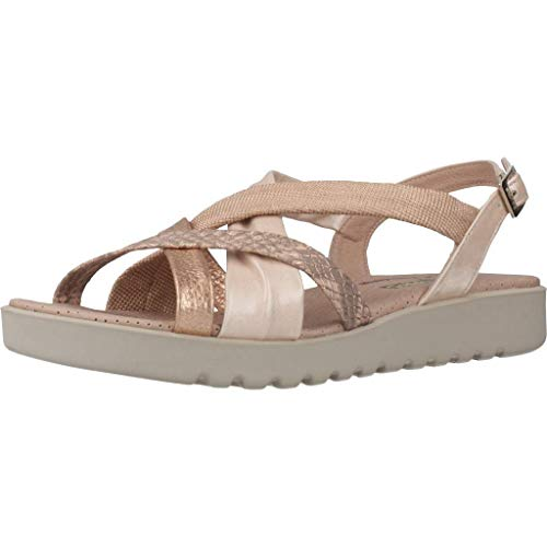 24 Horas Zapatos Cordones Mujer 24087 24H para Mujer Undefined 38 EU