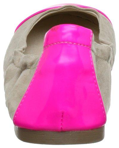 XTI 25904 SP13 Damen Ballerinas Pink (fucsia X22)