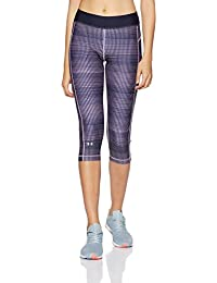 Under Armour Women's Hg Printed Leggings