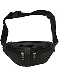 Leather Waist Bags  Buy Leather Waist Bags online at best prices in ... 2d80e02c552f3