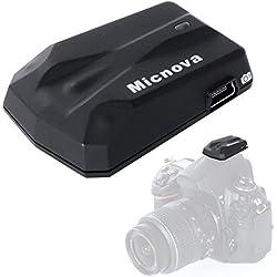 Micnova GPS-N Plus géotag GPS & N1/N3 câble pour Nikon D3 D3S D3X D4 D750 D700 D300 D300S D2X D2XS D2HS D200 D5000 D5100 D5200 D5300 D3100 D3200 D3300 D7100 D7000 D90 D800 D810 DSLR caméras